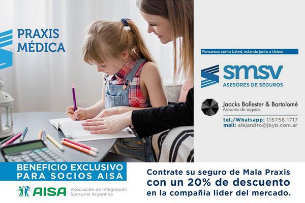 Praxis Médica 20% de descuento